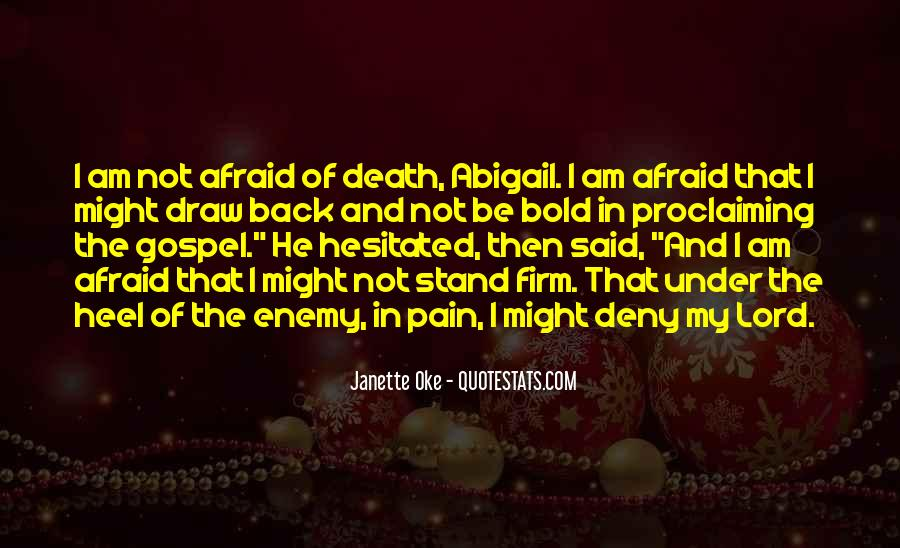 Quotes About Abigail #104105