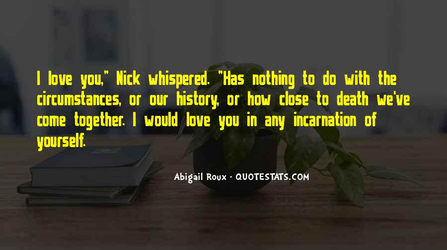Quotes About Abigail #131011