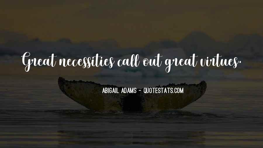 Quotes About Abigail #169604