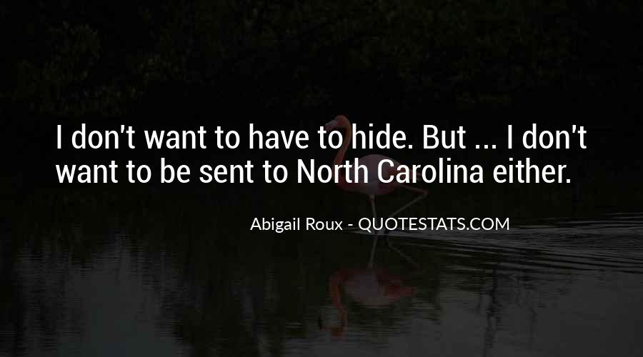 Quotes About Abigail #192044