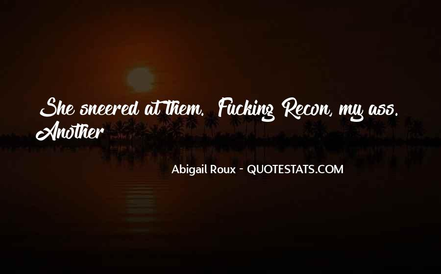 Quotes About Abigail #49426