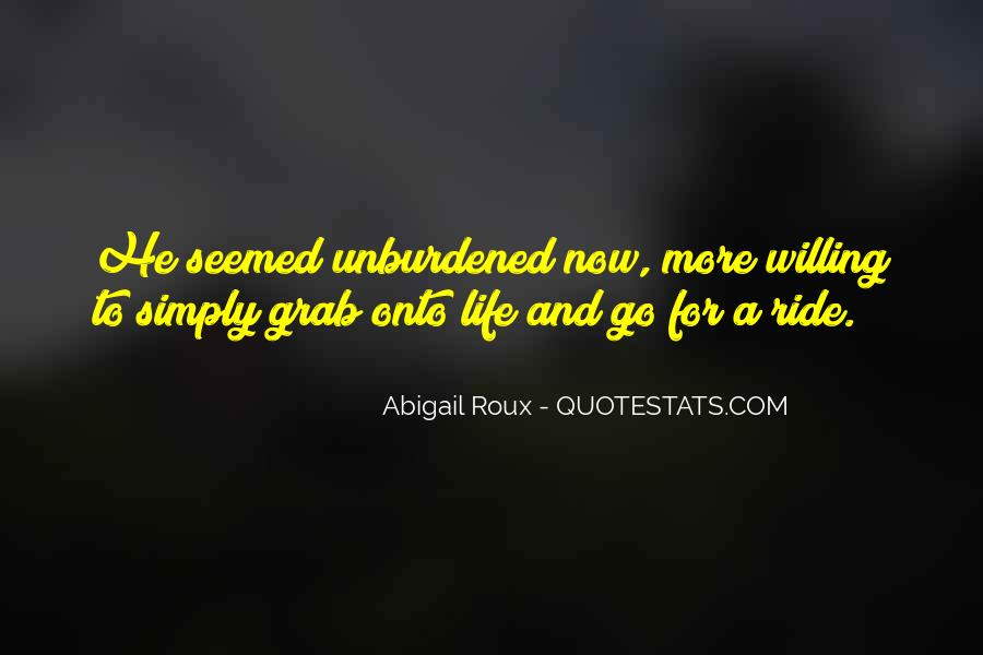 Quotes About Abigail #63397