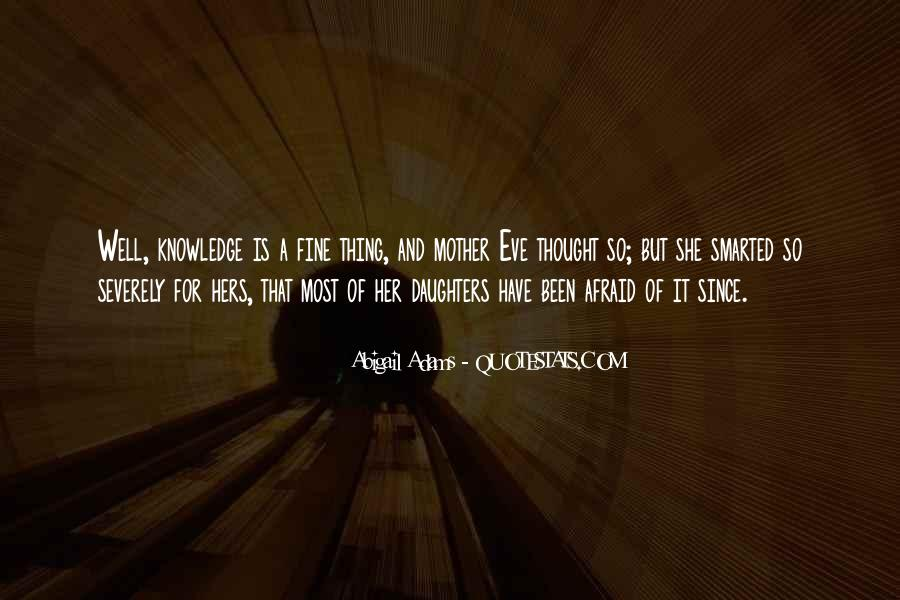Quotes About Abigail #79328