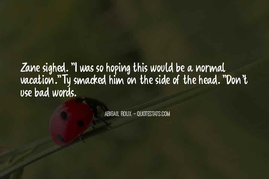 Quotes About Abigail #88592