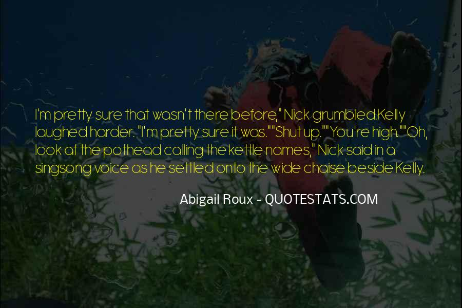Quotes About Abigail #97589