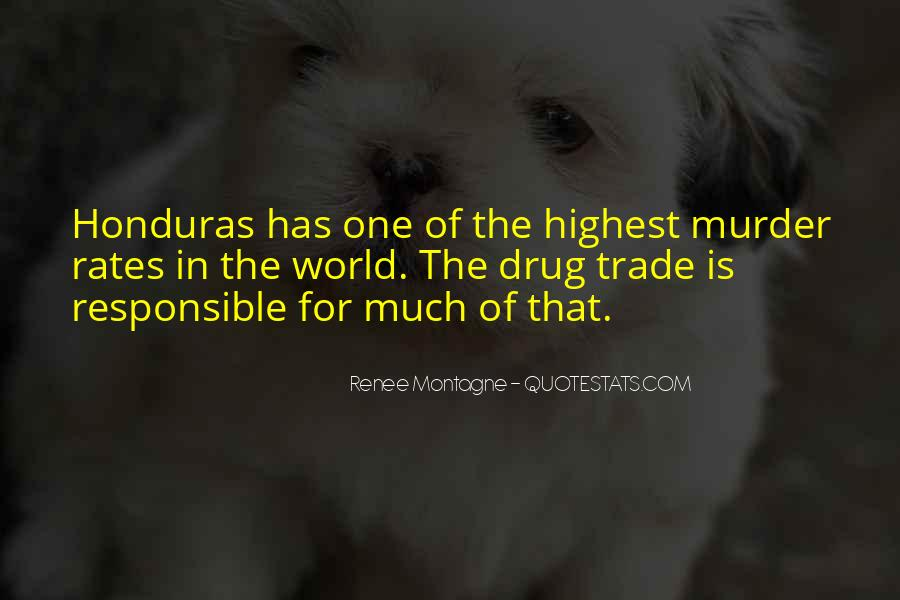 Quotes About Honduras #1240073