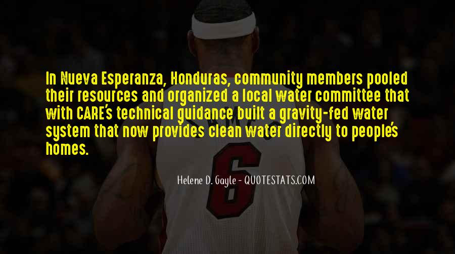 Quotes About Honduras #1297185