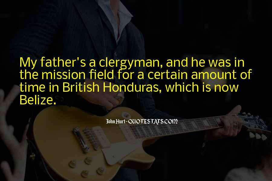 Quotes About Honduras #133637
