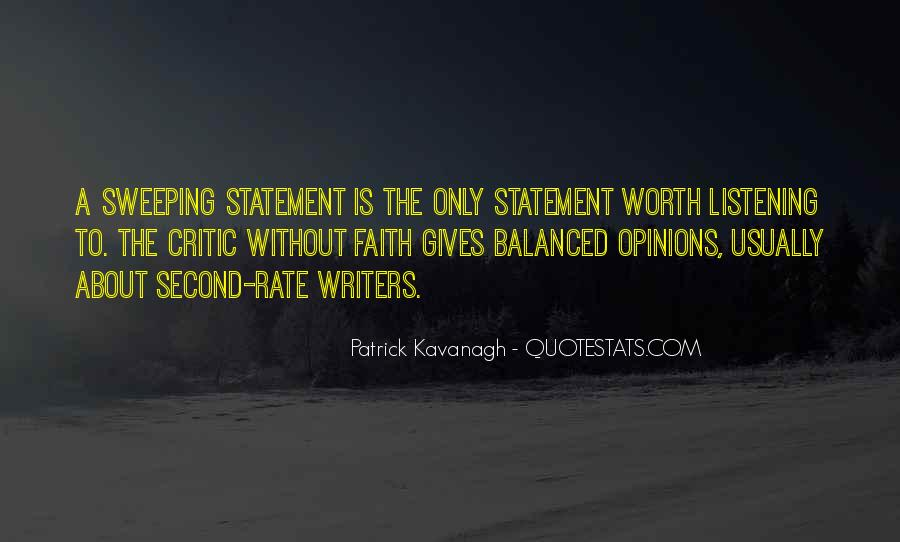 Quotes About Second Opinions #1015122