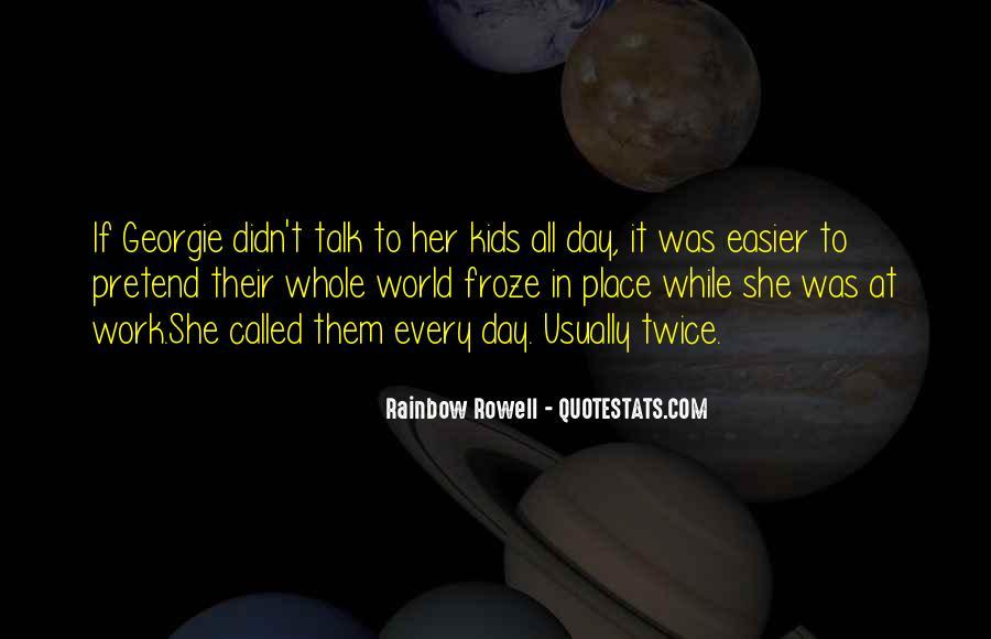 Quotes About Balancing Chakras #1345694