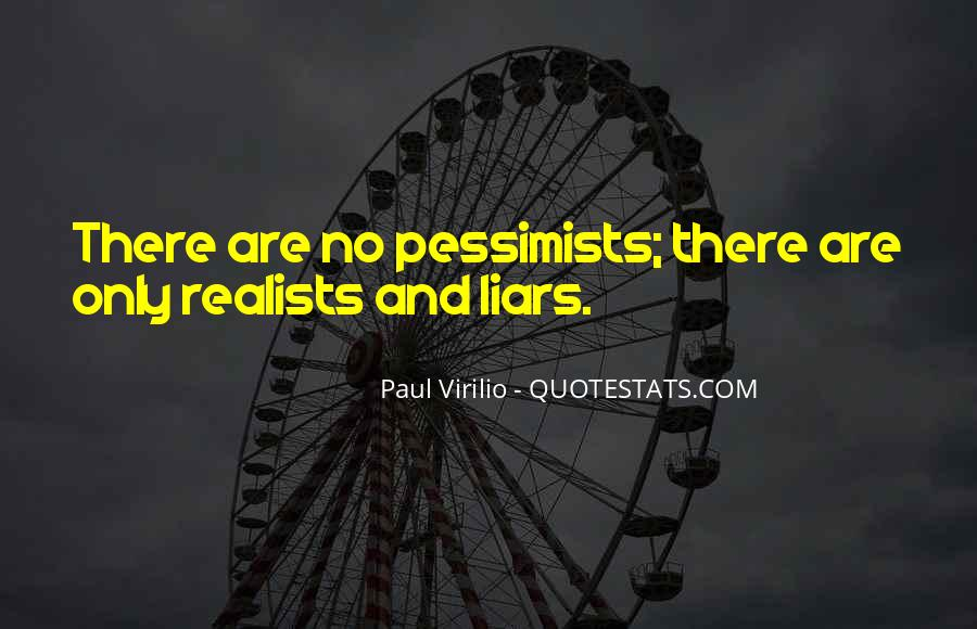 Quotes About Realists #1313912