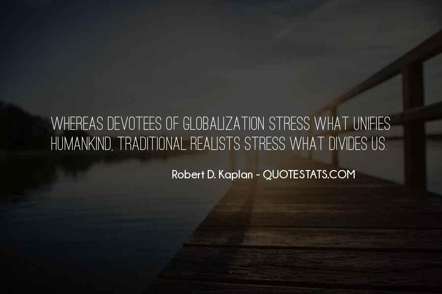 Quotes About Realists #1601221