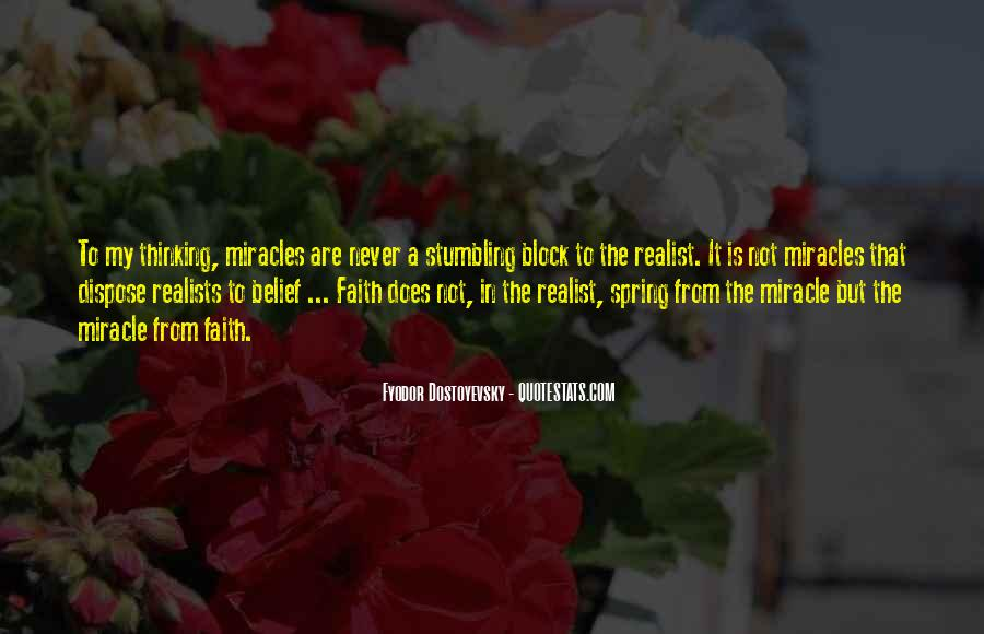 Quotes About Realists #1663836
