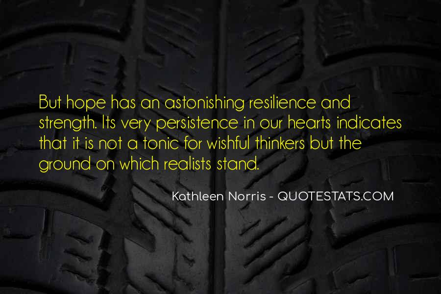 Quotes About Realists #1773540
