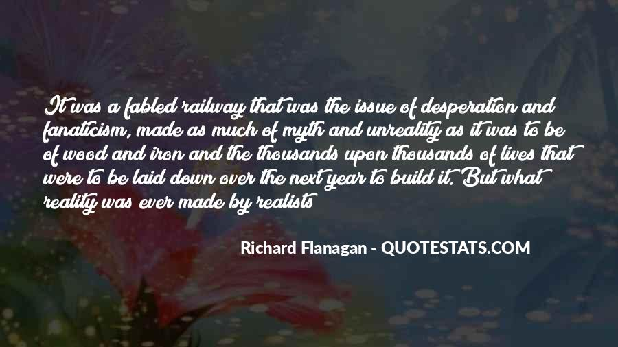 Quotes About Realists #1874211