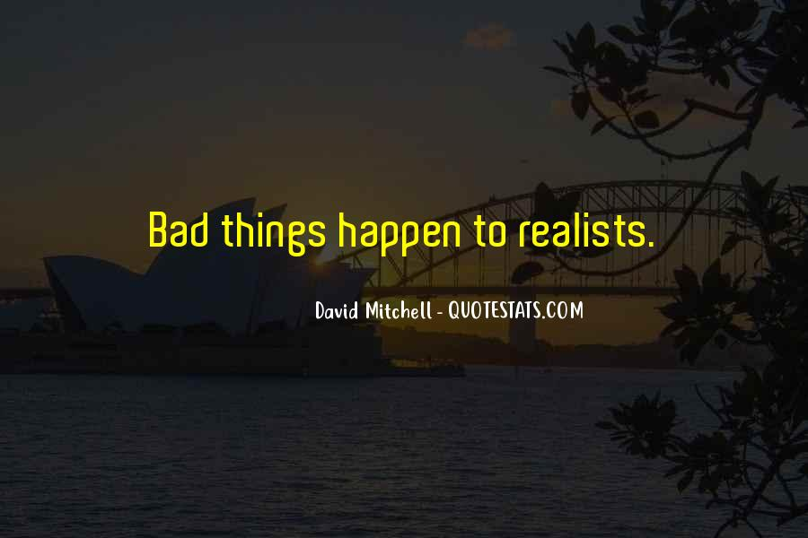 Quotes About Realists #188094