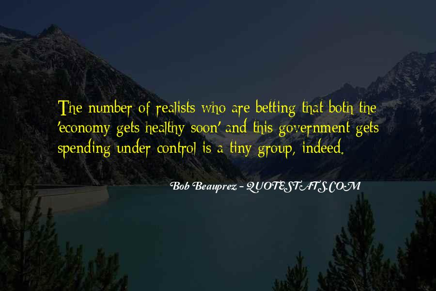 Quotes About Realists #270670