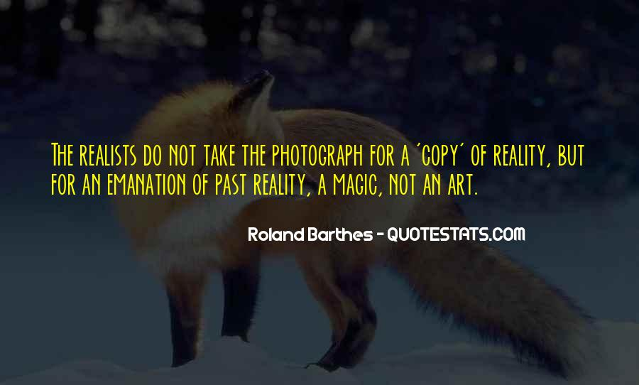 Quotes About Realists #288334