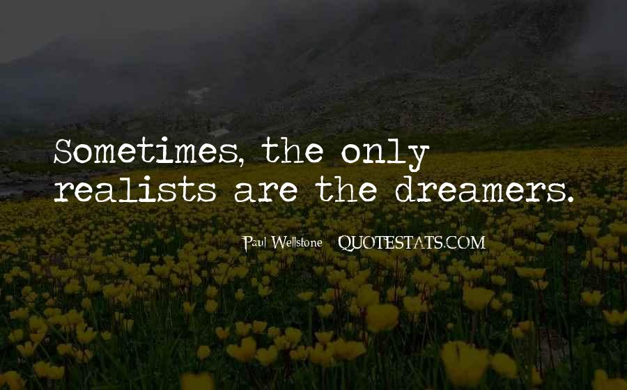 Quotes About Realists #895867