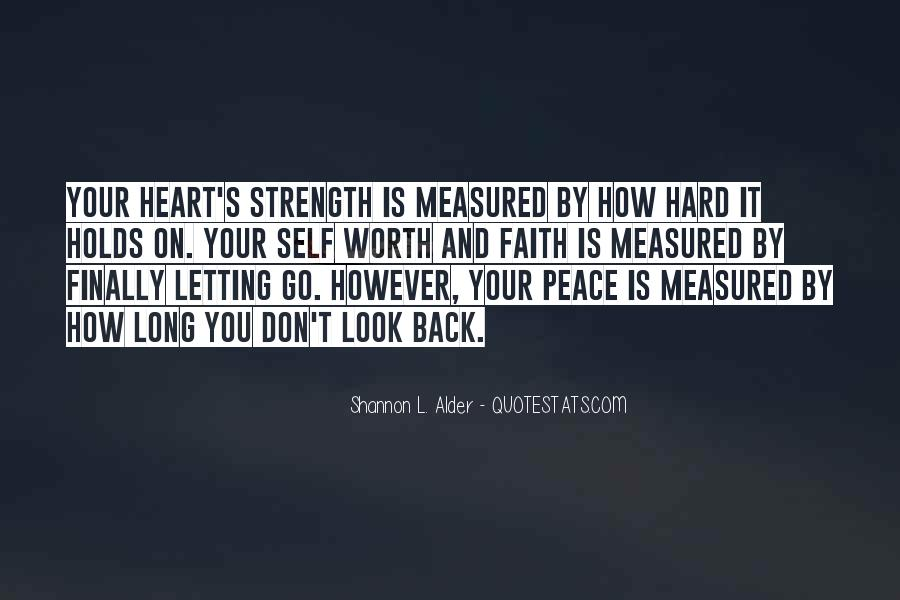 Quotes About Love Family And Strength #1654291