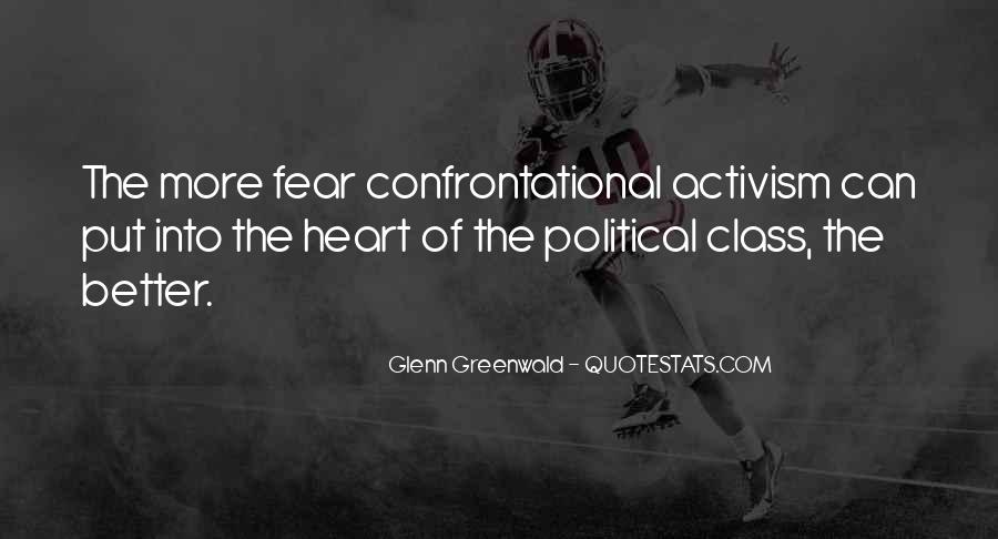 Quotes About Being Non Confrontational #1239180