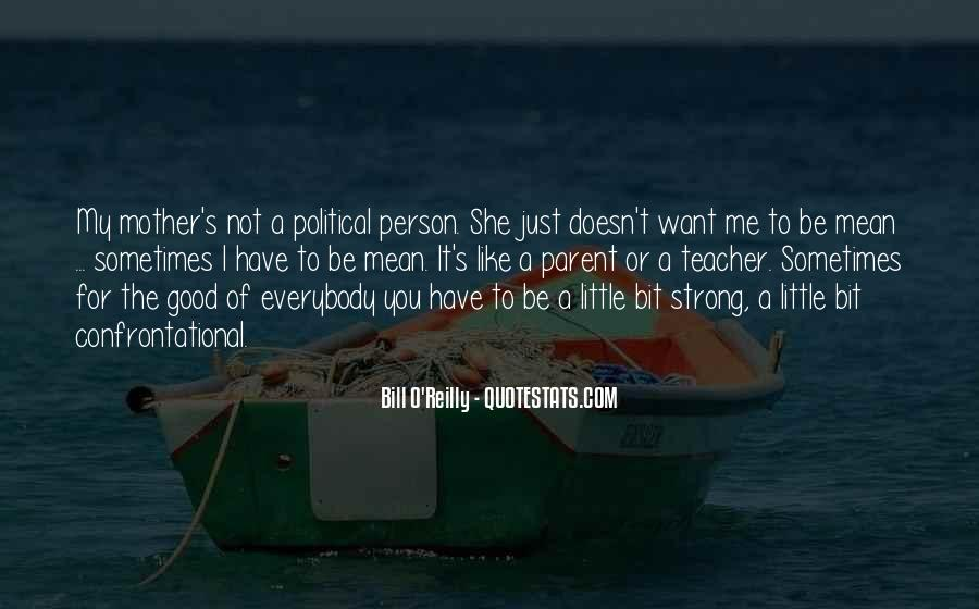 Quotes About Being Non Confrontational #125816