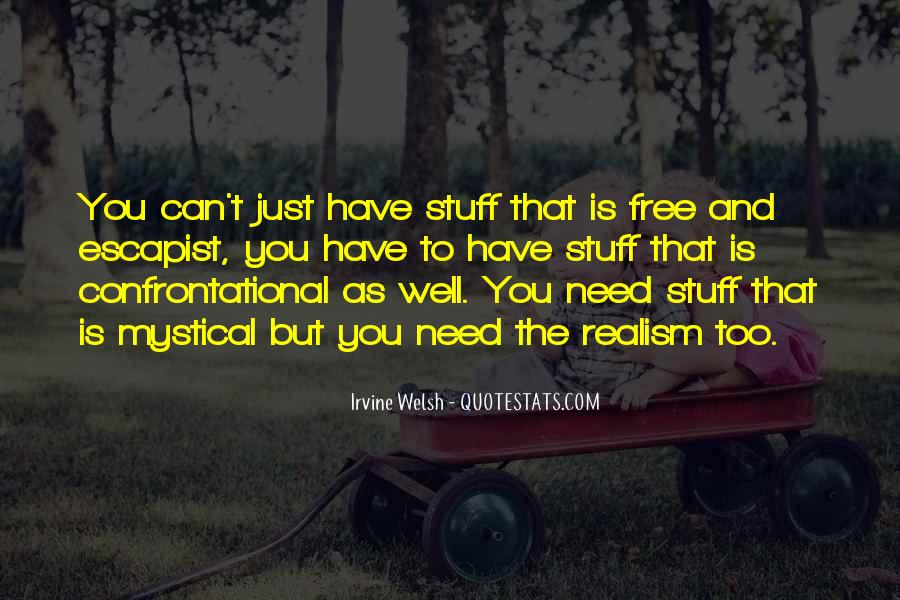Quotes About Being Non Confrontational #219179