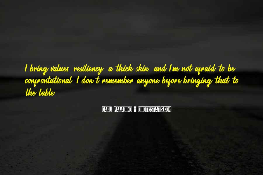 Quotes About Being Non Confrontational #242565