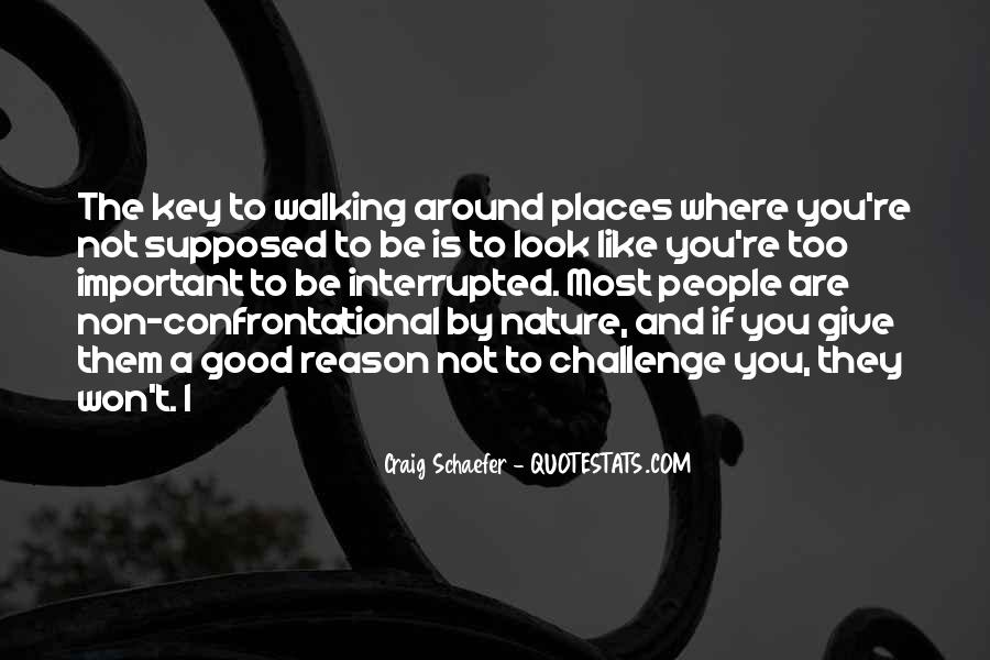 Quotes About Being Non Confrontational #551010