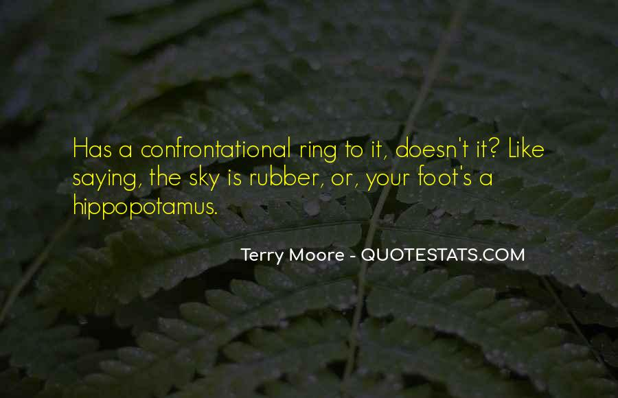 Quotes About Being Non Confrontational #640929