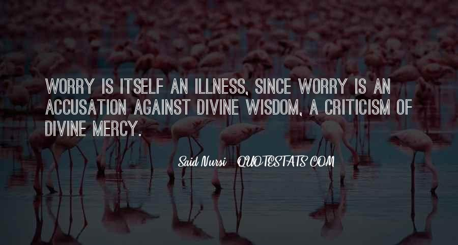 Quotes About Mercy In Islam #1563508