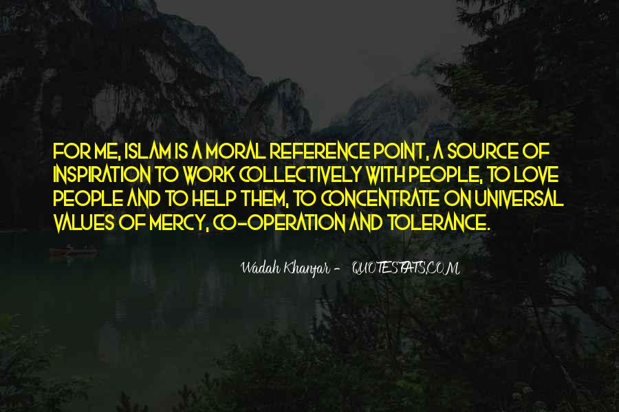 Quotes About Mercy In Islam #758915