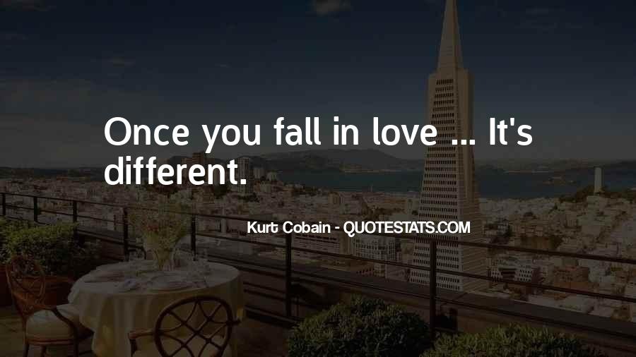 Quotes About Falling In Love More Than Once #1082141