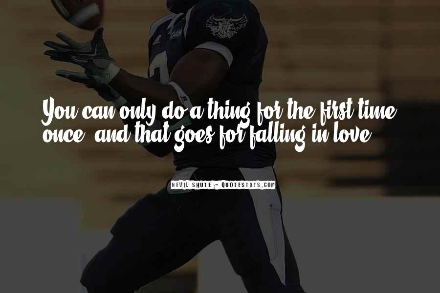 Quotes About Falling In Love More Than Once #1168801