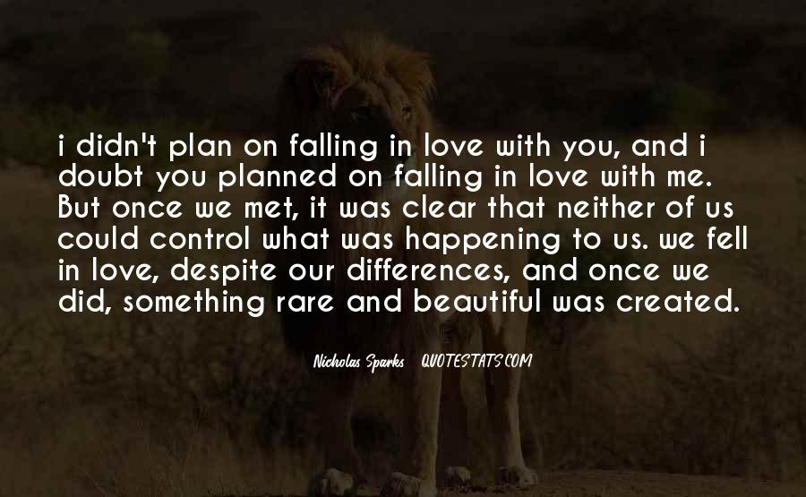 Quotes About Falling In Love More Than Once #616969