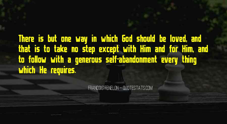 Quotes About Self And God #108835