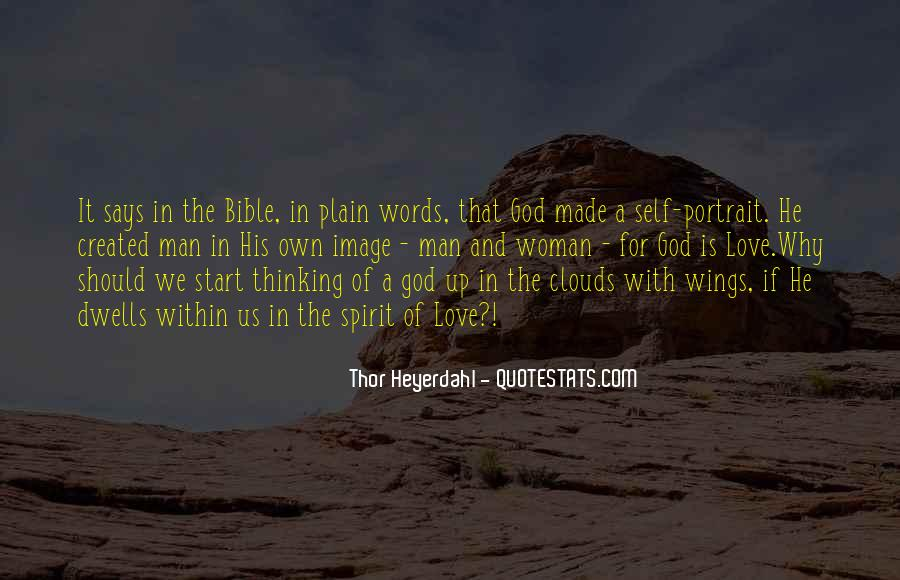 Quotes About Self And God #147127