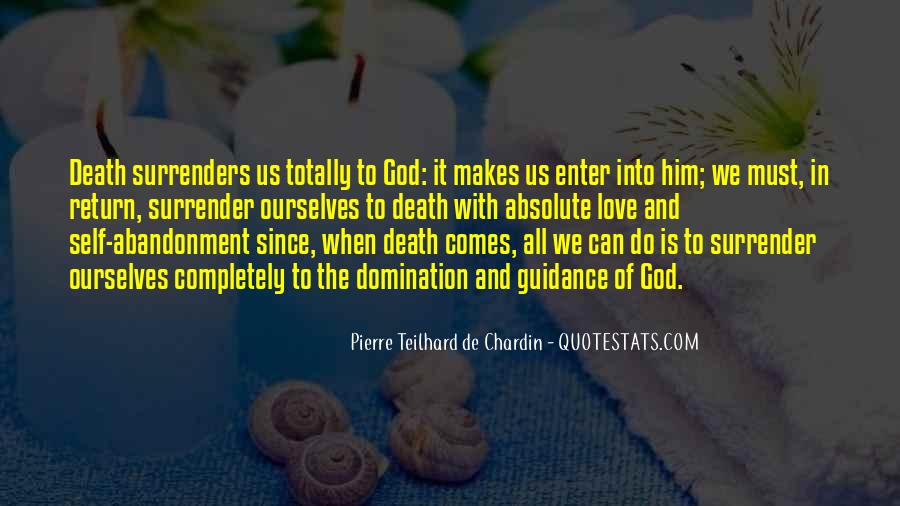 Quotes About Self And God #174553