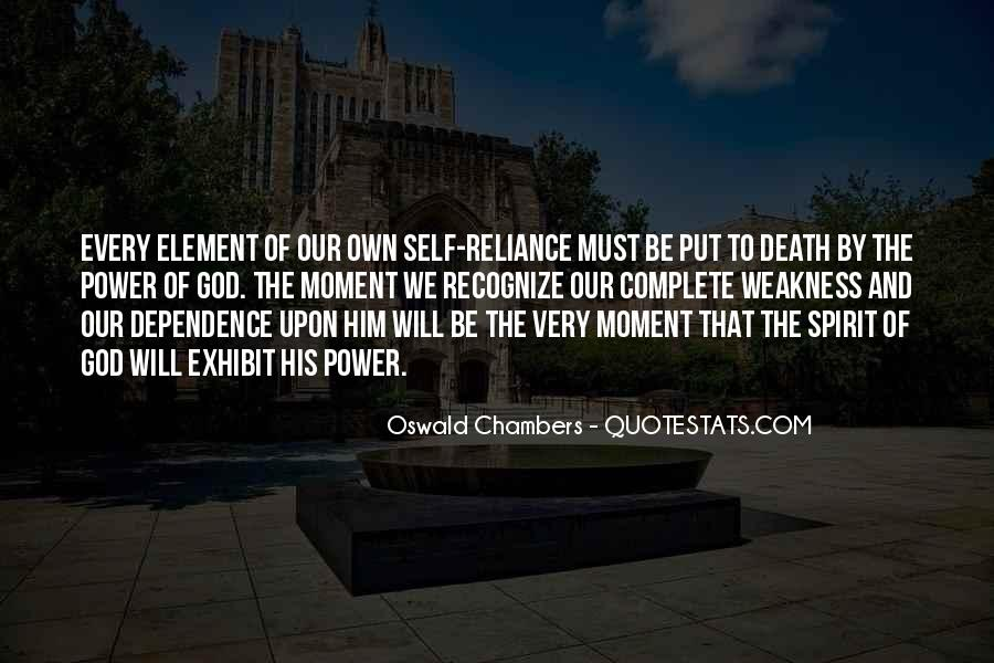 Quotes About Self And God #185884