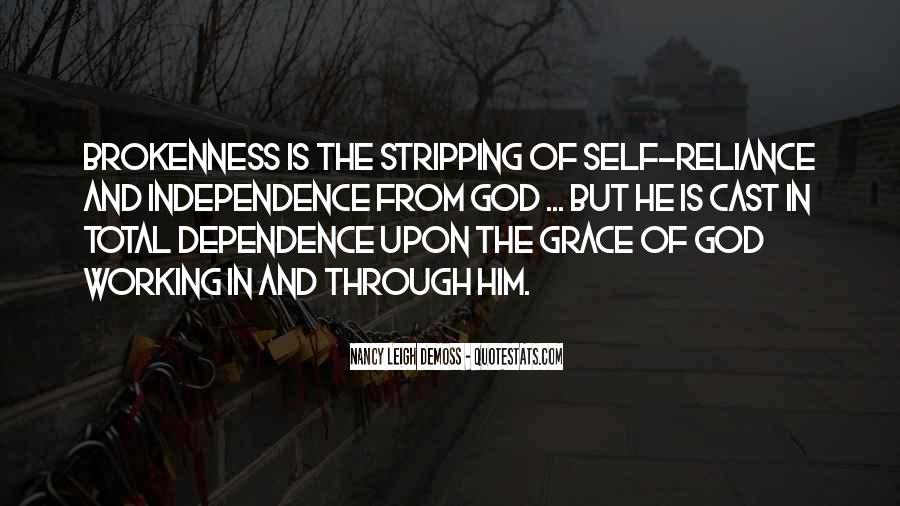 Quotes About Self And God #195606