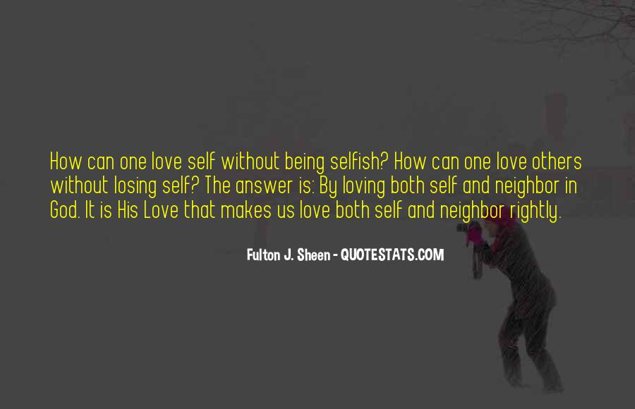 Quotes About Self And God #213889
