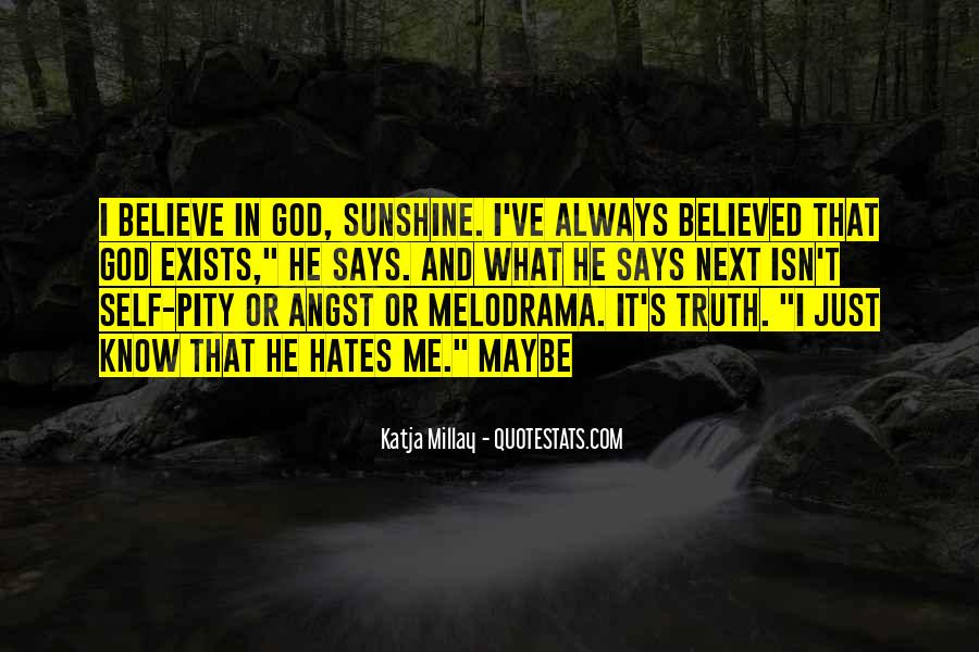 Quotes About Self And God #221463