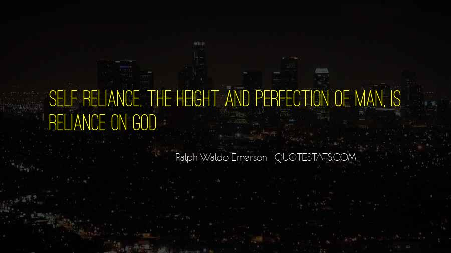 Quotes About Self And God #25487