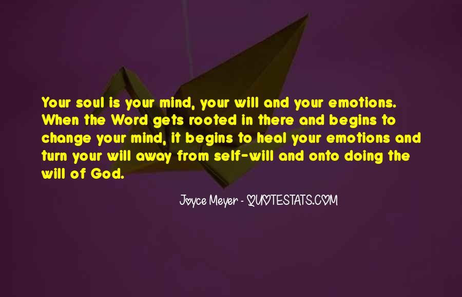 Quotes About Self And God #71355