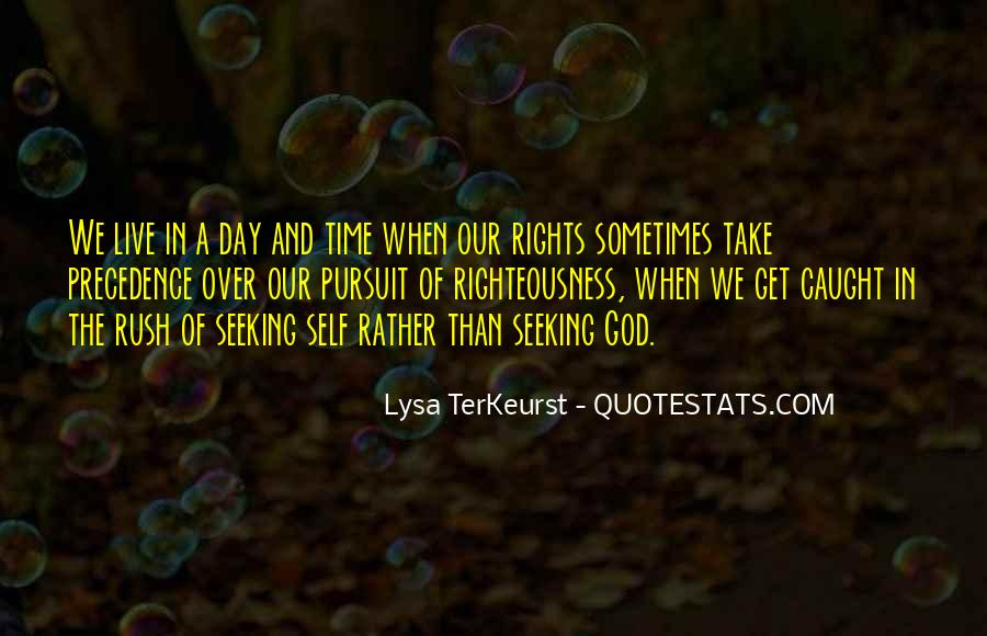 Quotes About Self And God #81641