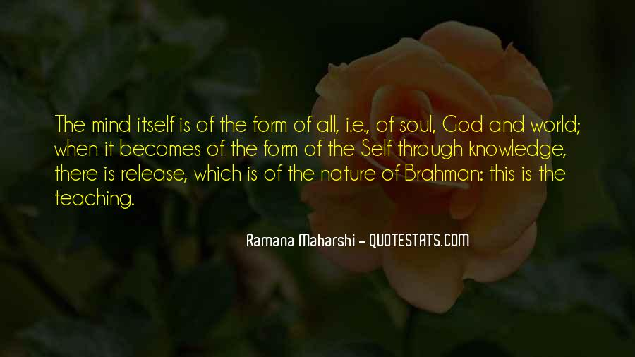 Quotes About Self And God #83915