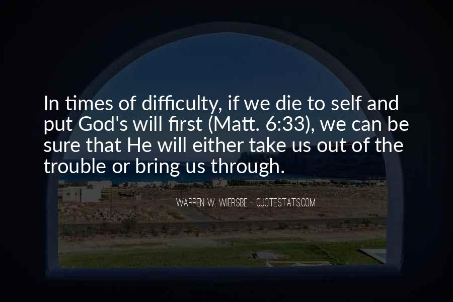 Quotes About Self And God #88454
