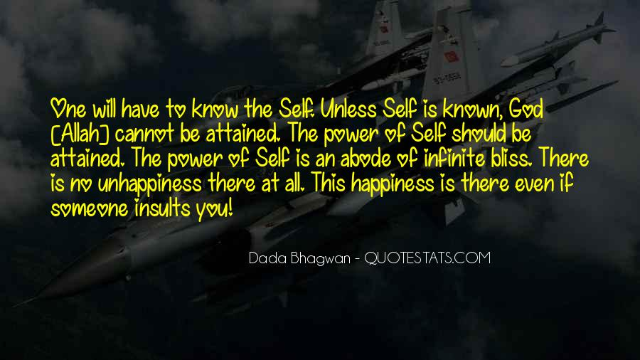 Quotes About Self And God #94949