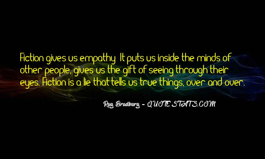 Quotes About Seeing Yourself Through Others Eyes #51256