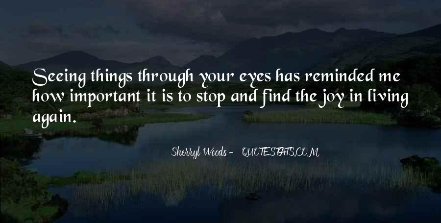 Quotes About Seeing Yourself Through Others Eyes #682985